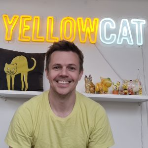 Jonny Yellow Cat